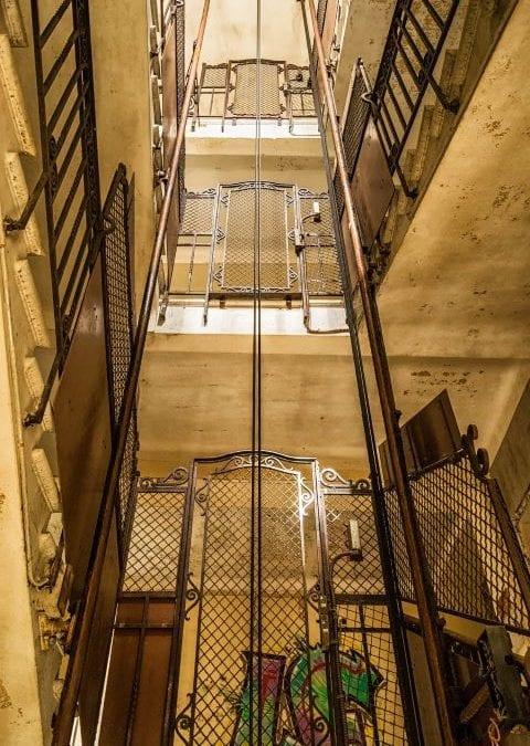Ascenseurs à valeur historique – Mise aux normes